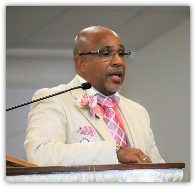 Our Pastor – Greater Sweethome Missionary Baptist Church